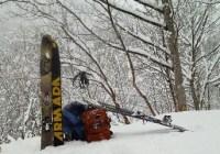 2012年4月1日(日) 天蓋山 山スキー