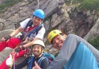 2012年6月23日(土)御在所岳・前尾根(アルパインルート)