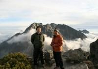 2012年10月12日(金)【北ア】氷河公園/南岳/横尾本谷右俣