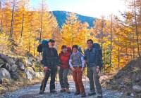 2012年11月3日(土)~4日(日)赤岳(冬合宿偵察)