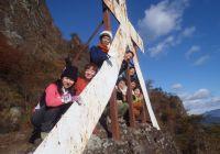 2012年11月18日(日) 妙義山(中間道)