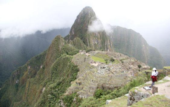 2013年2月11日~12日マチュピチュ山(3082m)、ワイナピチュ山(2693m)