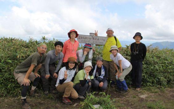 2013年6月16日南沢山(地図読み山行)