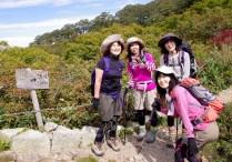 16 岐阜県と福井県の県境稜線