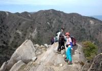 2007年4月15日(日)4月定例山行B 岩ヶ峰・釈迦ヶ岳・センコウ池・段木(鈴鹿)
