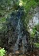 小鹿の涙滝。