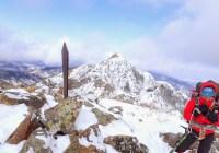2015年1月10日~12日 南アルプス 鋸岳~甲斐駒ケ岳 積雪期縦走