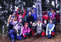 2003年1月 定例山行 B班 油日岳(鈴鹿)
