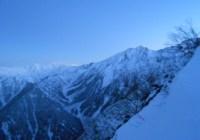 塩見岳(3,052m) 塩川ルート