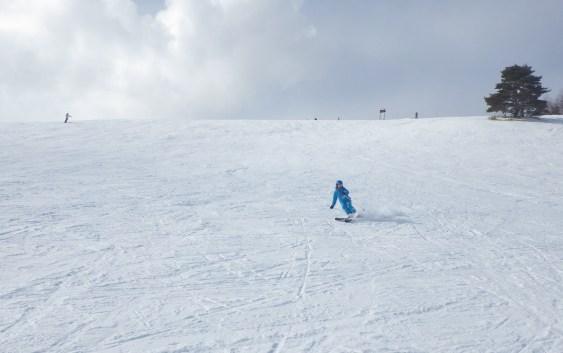 菅平高原 根子岳(2,207m) スキー登山