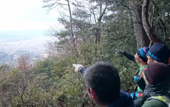 春日井三山(道樹山429m・大谷山429m・弥勒山437m)