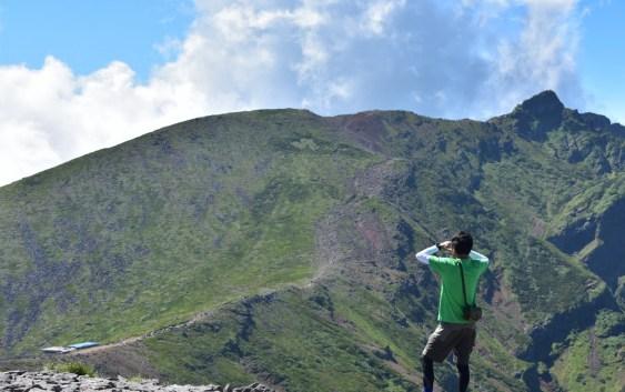 八ヶ岳 天狗岳(2,646m)・硫黄岳(2,760m)