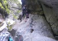 鈴鹿 滝洞谷