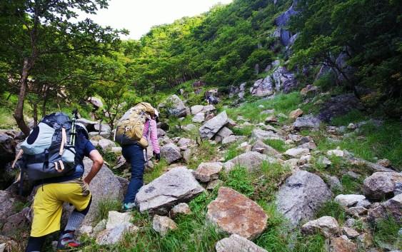 国見岳(1,170m)(御在所2周訓練)