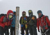 赤岳(2,899m)・硫黄岳(2,760m)