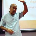 [Q&A] संस्कृतम : आत्मा की भाषा – सम्पदानन्दा मिश्रा द्वारा एक व्याख्यान