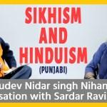 Art and Yoga in Sikhism and Hinduism – Gurudev Nidar Singh Nihang With Sardar Ravi Ranjan Singh