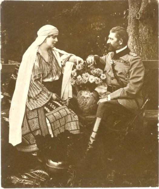 Regina Maria si Regele Ferdinand