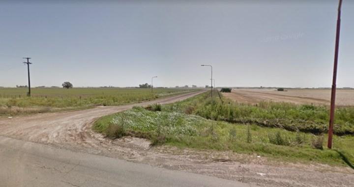 Matrimonio de la localidad de Totoras perdió la vida en un accidente en camino ripiado