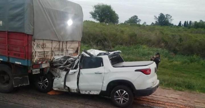 Parte médico: está grave el joven de San Genaro accidentado en autopista