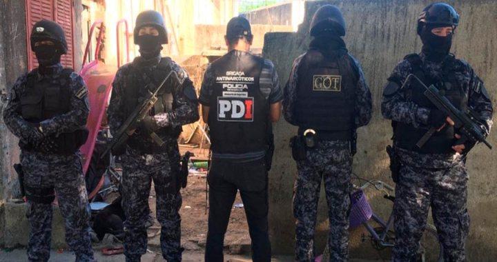 Las Parejas: Secuestraron casi $150.000 en drogas