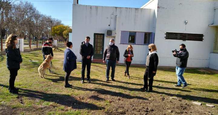 El Senador Leo Diana entregó insumos a instituciones de nuestra ciudad