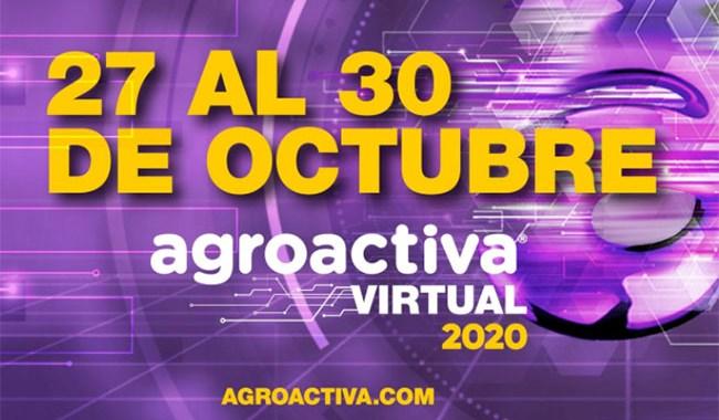 Mañana comienza Agroactiva virtual 2020
