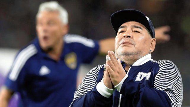 Dolor mundial: murió Diego Armando Maradona