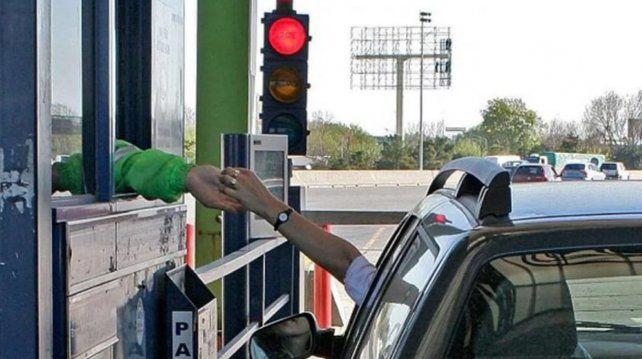 Peajes nacionales: Comienzan a regir las nuevas tarifas