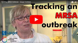 Watch our video about tracking MRSA in real time