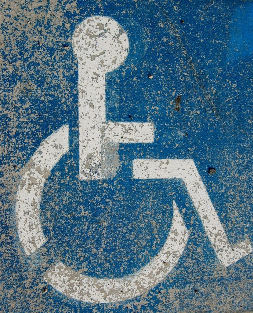 Would germline editing increase social divides and reduce acceptance of disability? Image credit: Matt Arntz on Unsplash.com