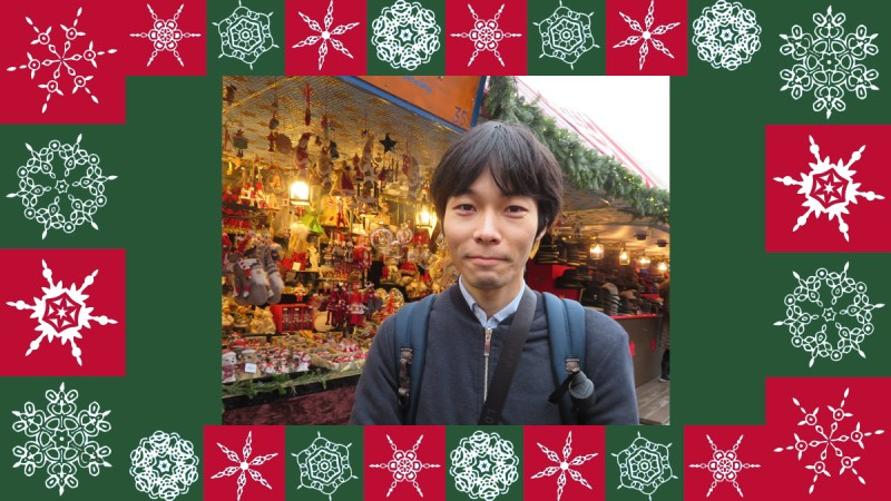 Kenichi Yoshida, from Japan, Visiting Scientist in the Cancer, Ageing & Somatic Mutation Programme