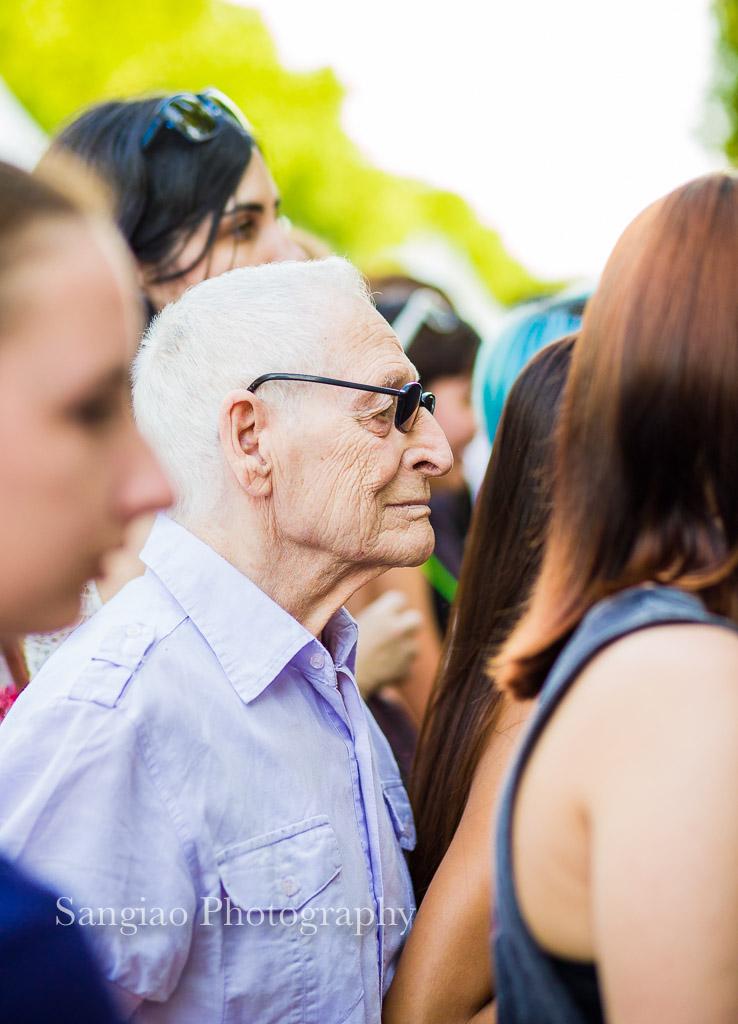 fotografo Madrid Anciano en la calle