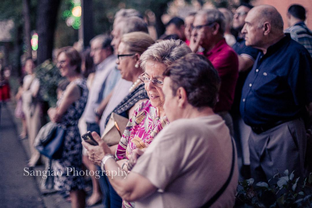 foto de familia abuelas en guadalajara fiestas