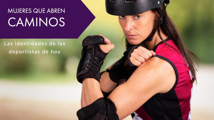 difusion deporte femenino mujer deportista empoderada
