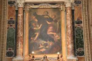 Seconda Cappella destra