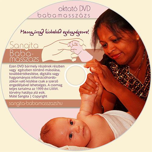 Hogyan vedd hasznát az ajándék babamasszázs dvd-nek