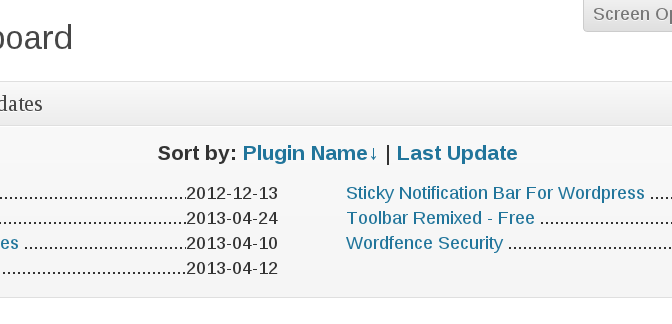 How To Know Last Repository Fixes Of Installed Plugins In Your WordPress Site ?