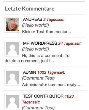 Beautiful Tabbed Sidebar Widget Showing Tabs For Posts, Comments, Categories, Tags & Archives