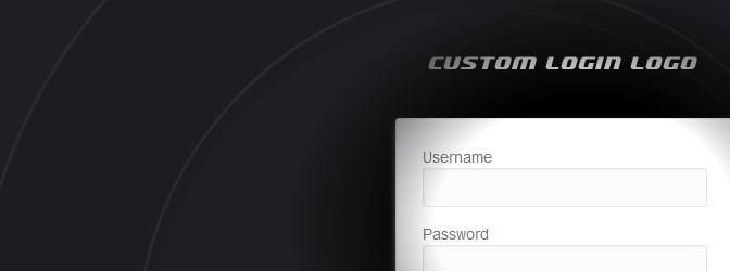 Use A Custom Login Logo Without Editing Logo Path Or Manually Uploading It Via FTP In WordPress