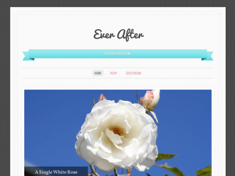 ever after theme