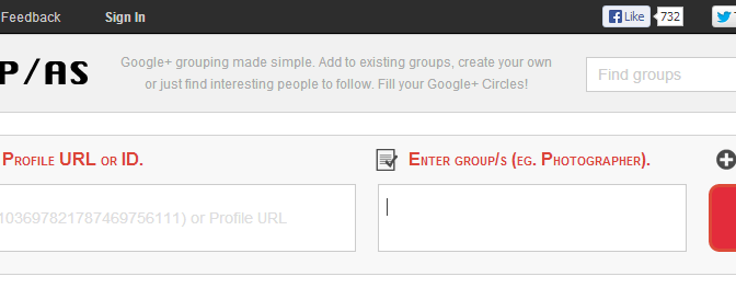 How To Find People With Common Interest & Field In Google+ ?