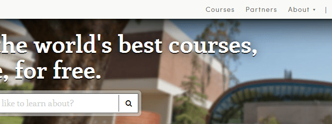 Take World's Best Courses Online For Free
