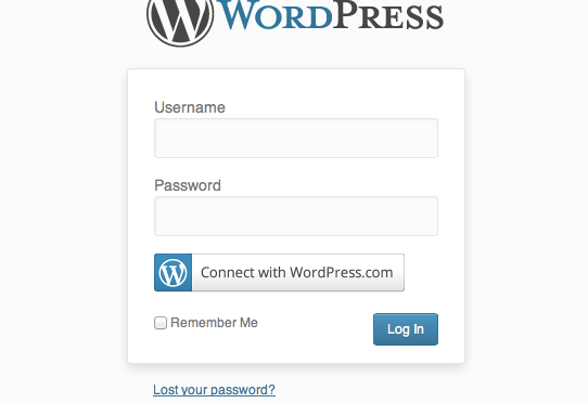 How To Enable WordPress.Com Login In Self Hosted WordPress Site ?