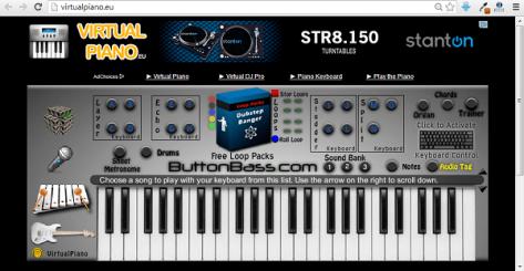 Best Online Virtual Piano 5