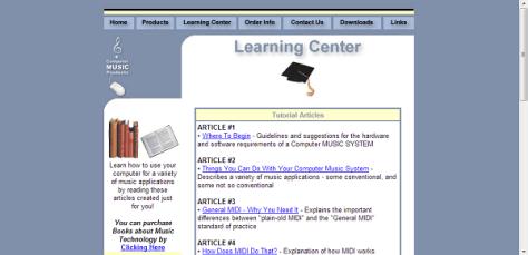 Learn music online 2