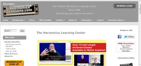 Learn music online 7