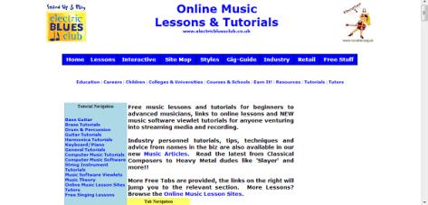 Learn music online 8