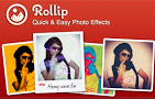 Rollip: Give New Interesting Effects To Your Photos For Free