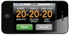 20-20-20 Rule To Keep Your Eyes Safe & Healthy When Computing All Day Long